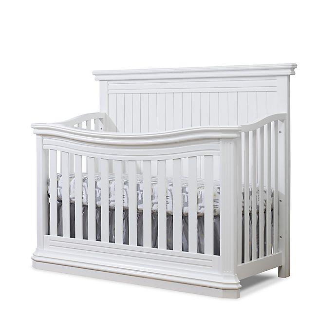 Alternate image 1 for Sorelle Primo 4-in-1 Convertible Crib in White