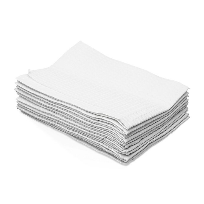 Alternate image 1 for Foundations Disposable Changing Pad Liners in White