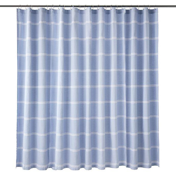 Alternate image 1 for Calvin Klein Eileen Shower Curtain Collection