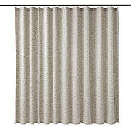 Calvin Klein Strata Shower Curtain in Marble