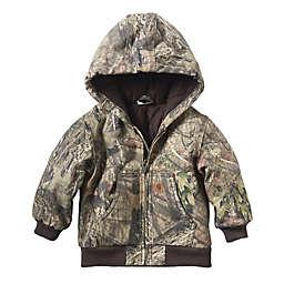 Carhartt® Mossy Oak® Full Zip Hooded Jacket