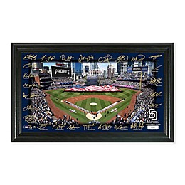 MLB San Diego Padres Signature Stadium Field Photo Mint