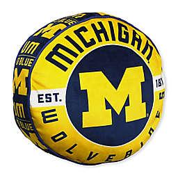 University of Michigan 15-Inch Cloud Pillow