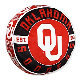 University of Oklahoma 15-Inch Cloud Pillow