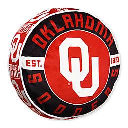 University of Oklahoma 15-Inch Cloud Pillow