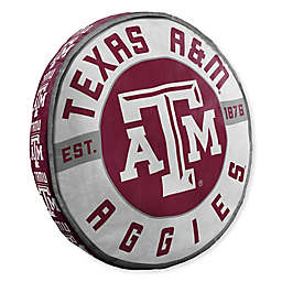 Texas A&M University 15-Inch Cloud Pillow