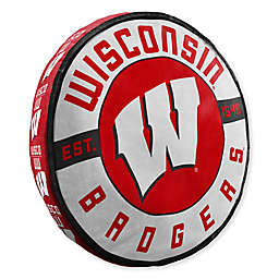 University of Wisconsin 15-Inch Cloud Pillow