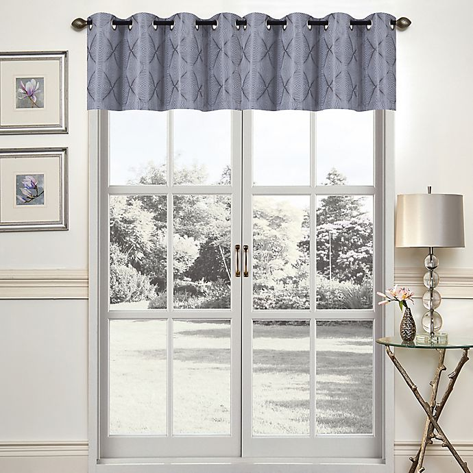 Room Store Chandler: Chandler Scalloped Window Valance