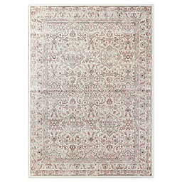 Bennett Tapestry Area Rug in Blue