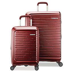 Samsonite® Silhouette 16 Hardside Spinner Checked Luggage