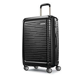 Samsonite® Silhouette 16 25-Inch Hardside Spinner Checked Luggage in Obsidian