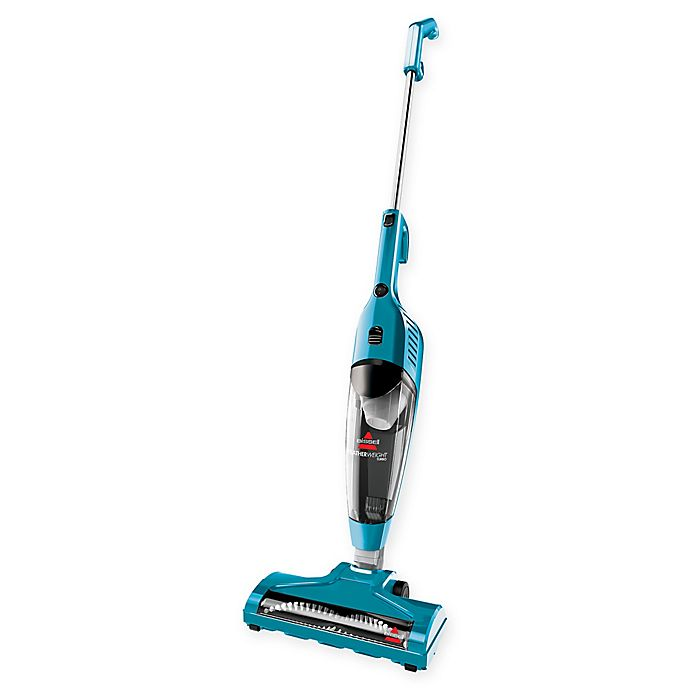 Alternate image 1 for BISSELL® Featherweight® Turbo Corded Stick Vacuum in Blue