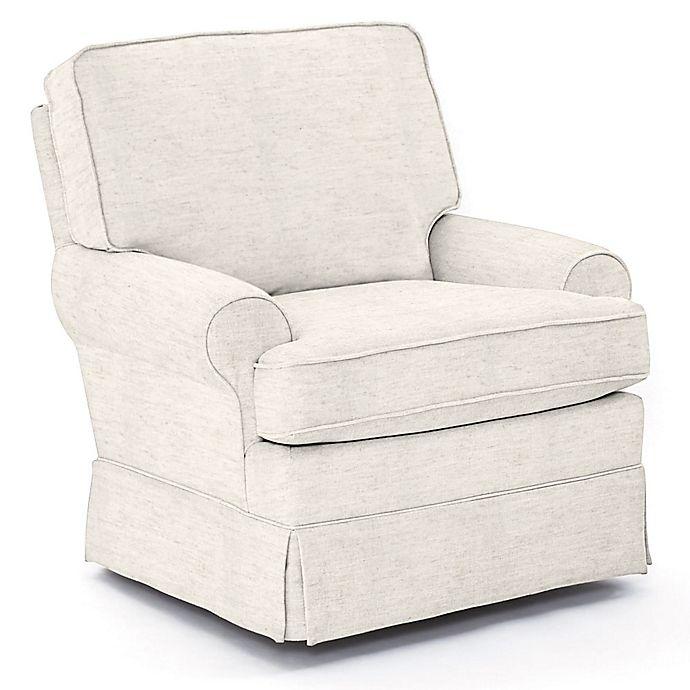 Alternate image 1 for Best Chairs Custom Quinn Swivel Glider