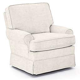 Best Chairs Custom Quinn Swivel Glider