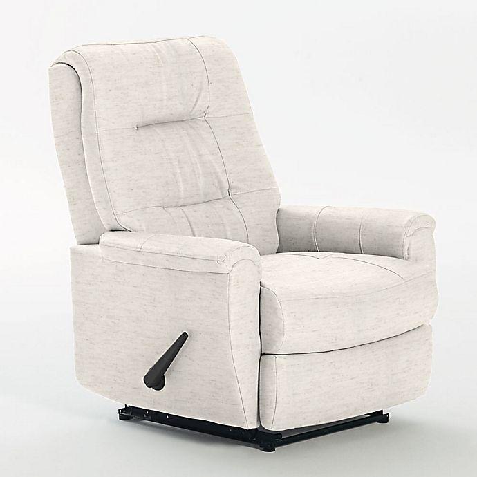Alternate image 1 for Best Chairs Custom Felicia Swivel Glider Recliner