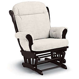Best Chairs Custom Charleston Wood Glider