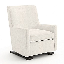 Best Chairs Custom Coral Swivel Glider