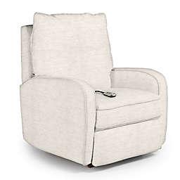 Best Chairs Custom Ingall Power Rocker Recliner
