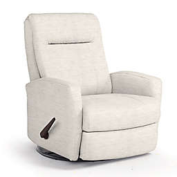 Best Chairs Custom Costilla Swivel Glider Recliner
