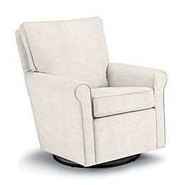 Best Chairs Custom Kacey Swivel Glider