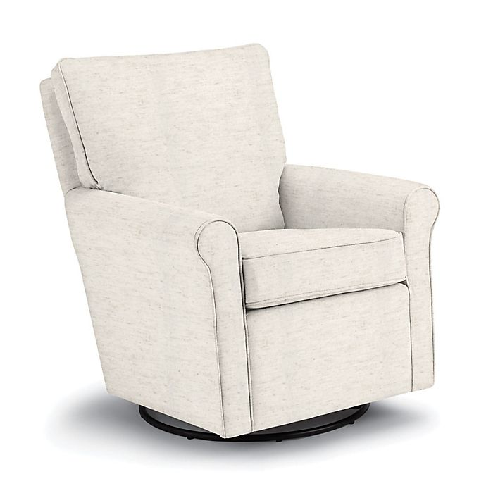 Alternate image 1 for Best Chairs Custom Kacey Swivel Glider