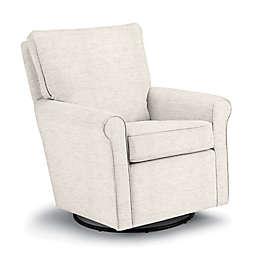 Best Chairs Custom Kacey Swivel Glider