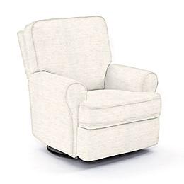 Best Chairs Custom Tryp Swivel Glider Recliner