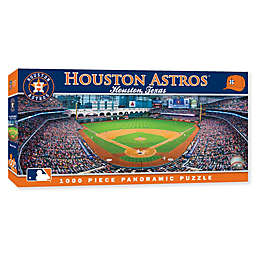 MLB Houston Astros Panoramic Stadium 1000-Piece Jigsaw Puzzle