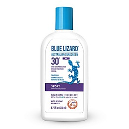 Blue Lizard 8.75 oz. Mineral Based Sport SPF 30+ Australian Sunscreen