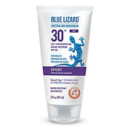 Blue Lizard 3 fl.oz. Sport SPF 30+ Fragrance-Free Australian Sunscreen