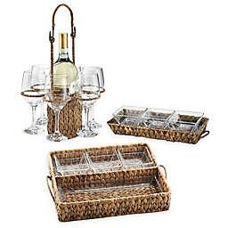 Artland® Garden Terrace Seagrass Serveware Collection