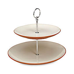 Noritake® Colorwave 2-Tier Hostess Tray