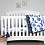 Part of the Burt's Bees Baby® Hello Moon Organic Cotton Bedding Collection