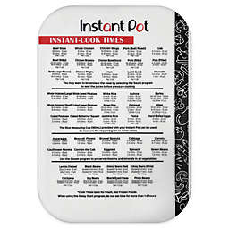 Instant Pot® 10-Inch x14-Inch Cook Times Cutting Mat