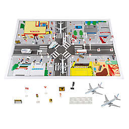Hey! Play! 43-Piece Airport Playset