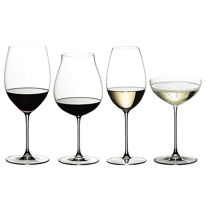 Alternate image 1 for Riedel® Veritas New World Wine & Bar Collection