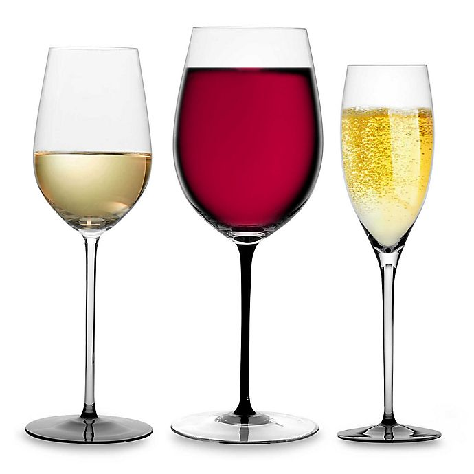 Alternate image 1 for Riedel® Sommelier Black Tie Crystal Wine Glass Collection