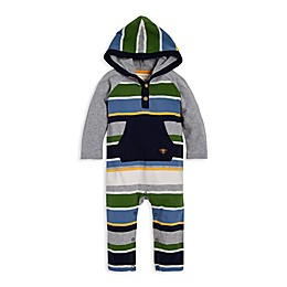 Burt's Bees Baby® Multi Stripe Coverall