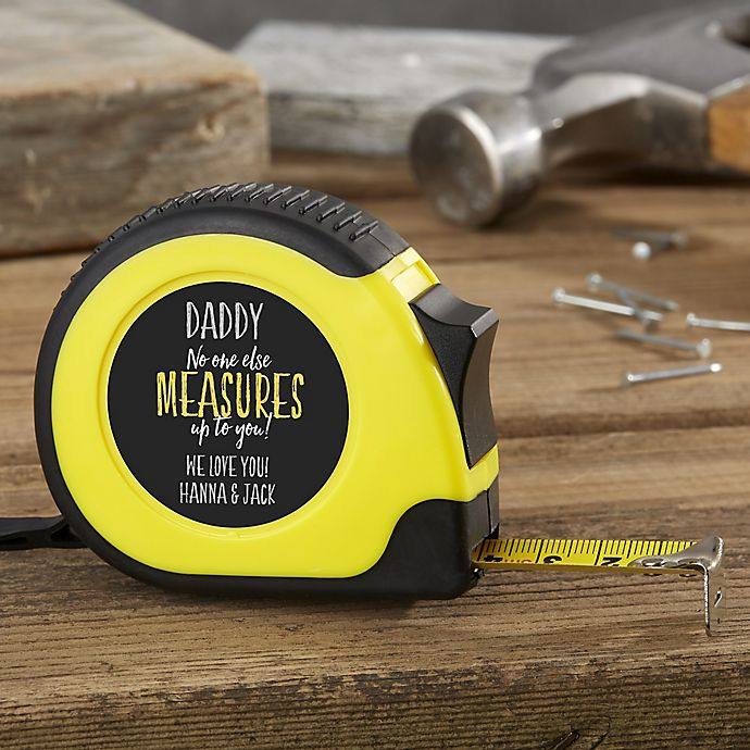 Alternate image 1 for No One Measures Up 16-Foot Tape Measure