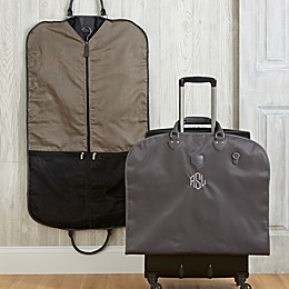Water Resistant Embroidered Garment Bag