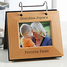 Expressions for Her Memories Flip Photo Album