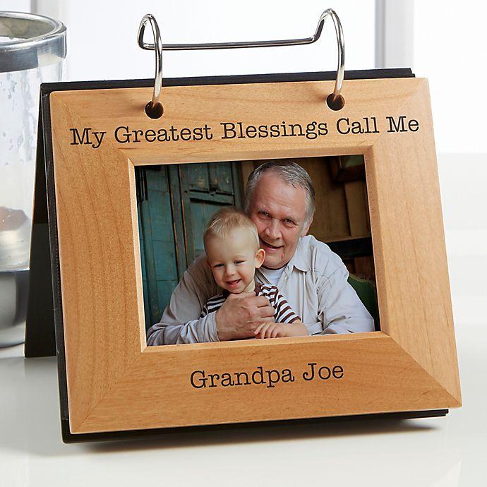Alternate image 1 for Expressions for Him Memories Flip Photo Album