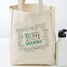 Reasons Why Personalized 14-Inch x 10-Inch Canvas Tote Bag