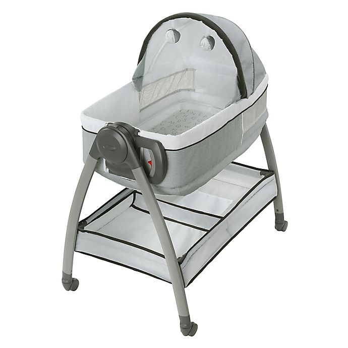 Alternate image 1 for Graco® Dream Suite Bassinet in Font
