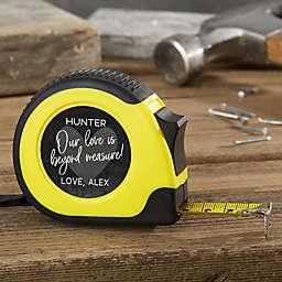Love Beyond Measure 16-Foot Tape Measure