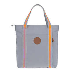 Lassig Adventure Diaper Bag Tote in Blue