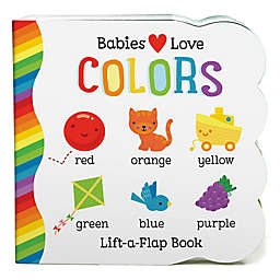"""Colors Lift A Flap"" Book by Michelle Rhodes-Conway"