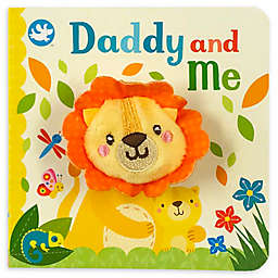 "Cottage Door Press ""Daddy and Me"" Finger Puppet Book by Sara Ward"