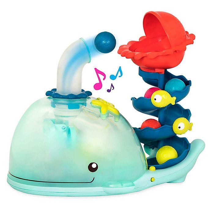 Alternate image 1 for B. Poppity Whale Pop Ball Popper