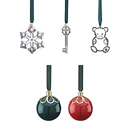 kate spade new york Christmas Ornament Collection